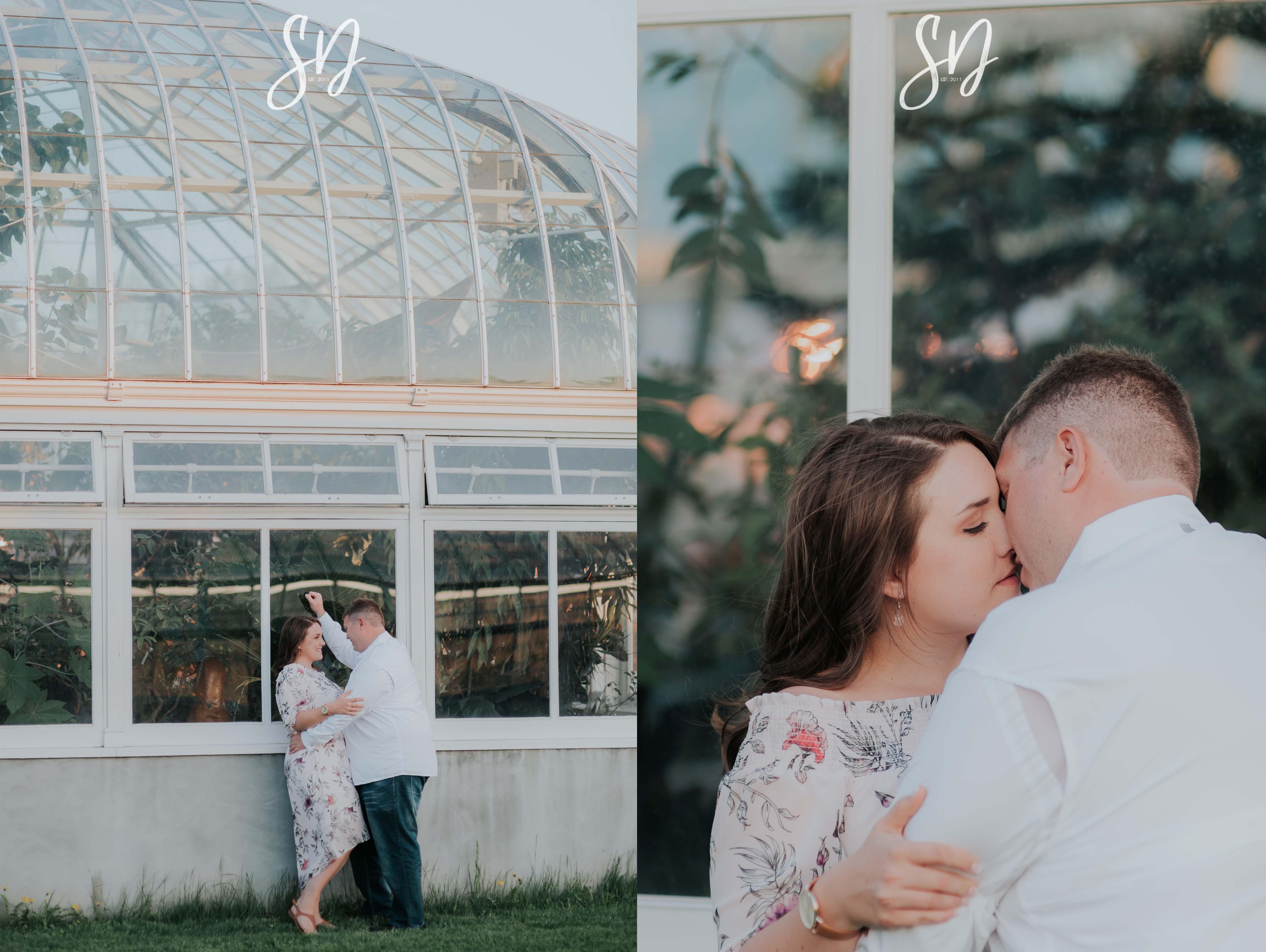 ottawa engagement photography spring engagement samantha danis photography