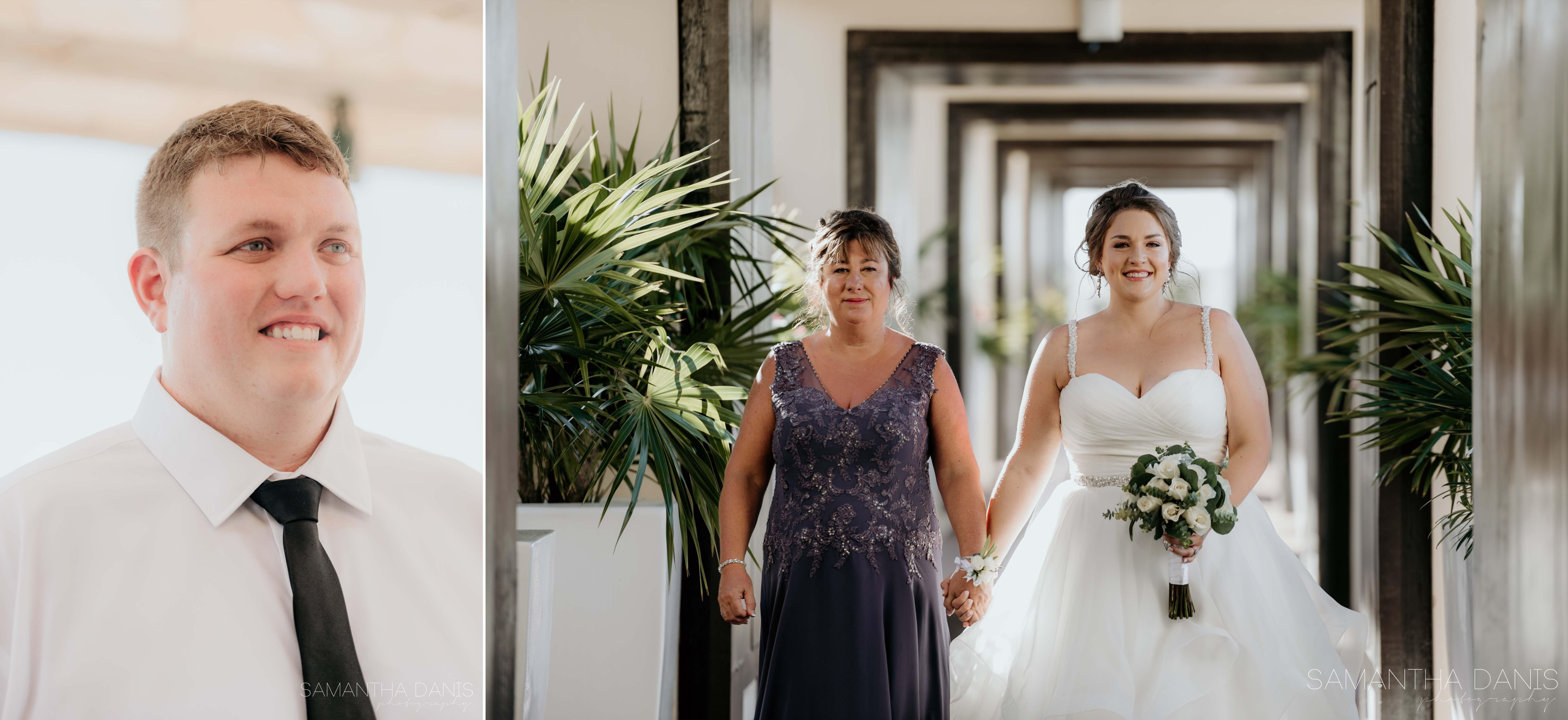 Ottawa wedding Samantha Danis Photography forest wedding destination wedding Mexico