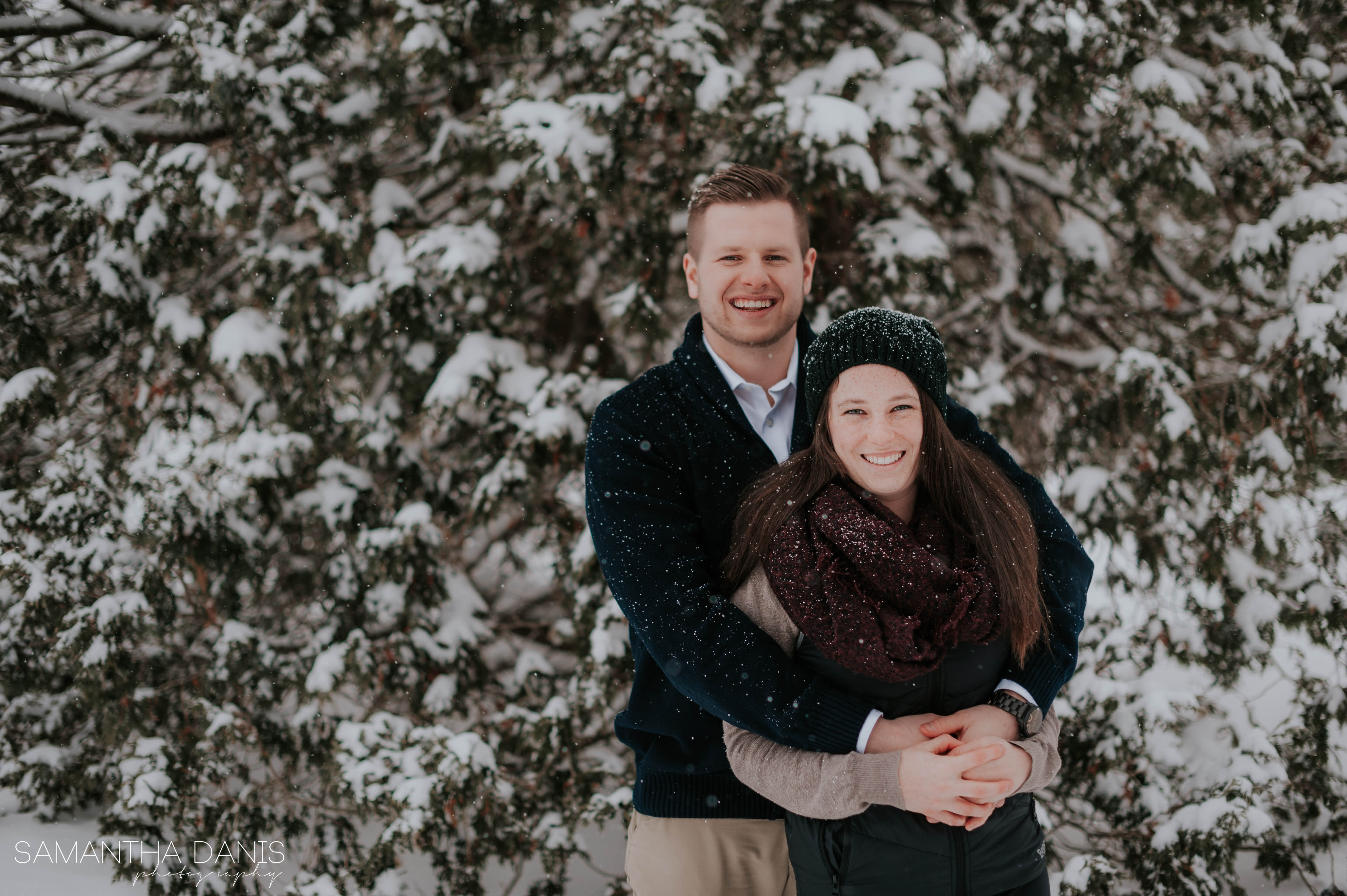 Ottawa Wedding Photographer Samantha Danis Photography Engagement engaged
