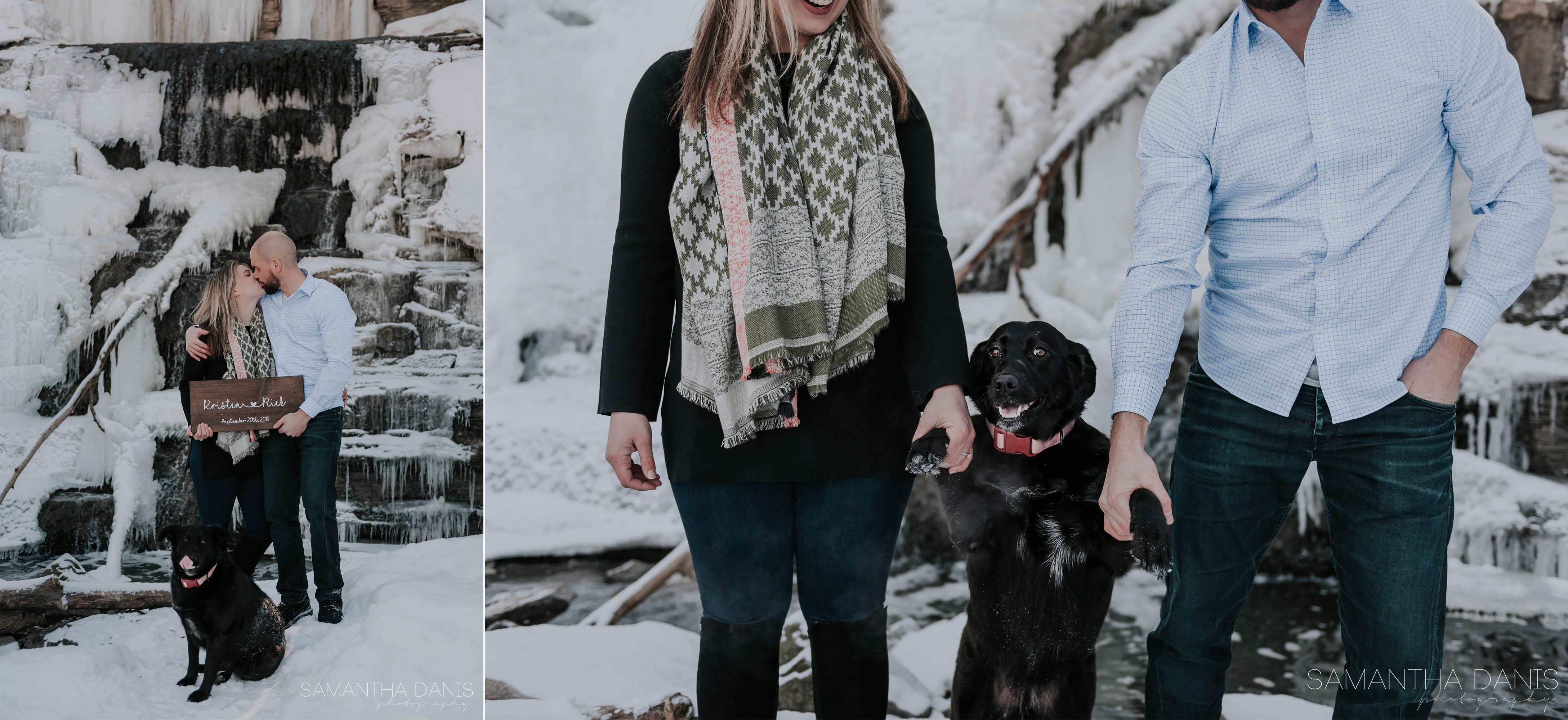 ottawa winter engagement samantha danis photography ottawa photographer