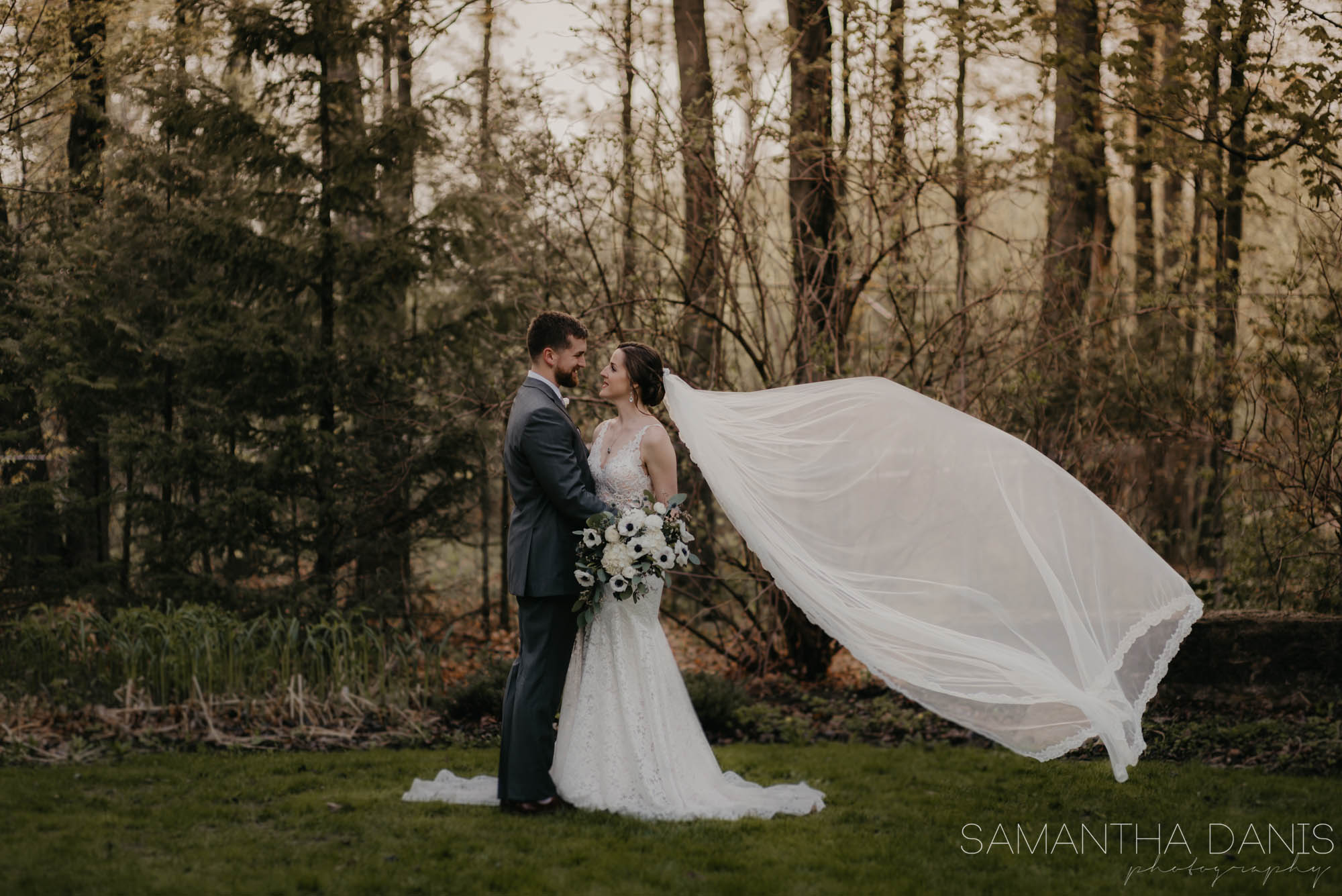 Temple's Sugar Bush Ottawa Wedding Samantha Danis Photography