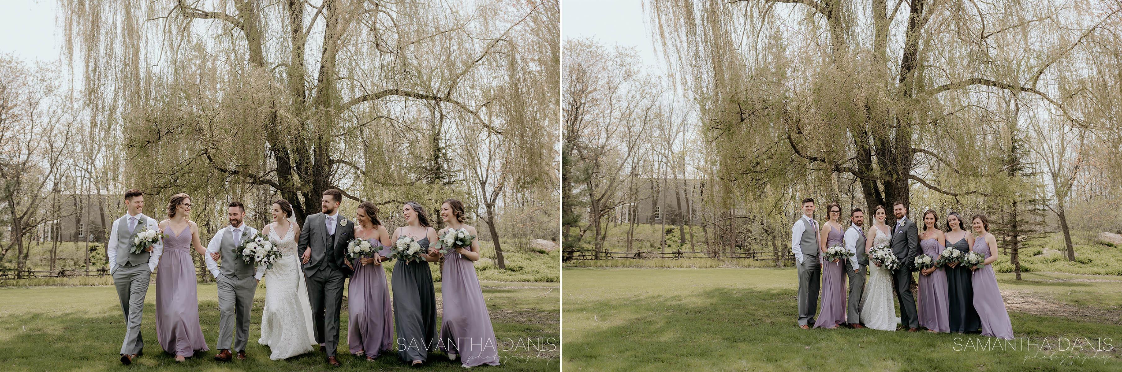 Temple's Sugar Bush Ottawa Wedding Samantha Danis Photography