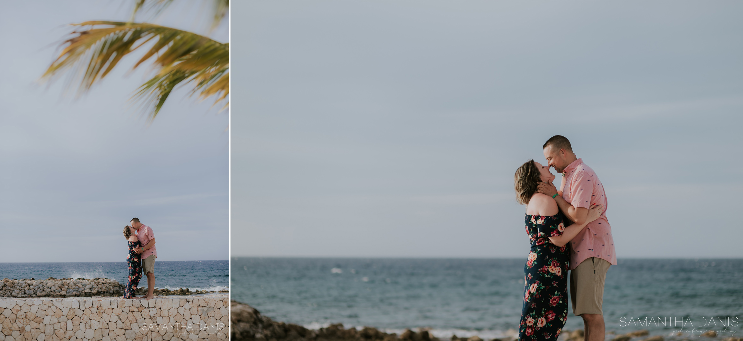 Jamaica Portrait session. Sunset portrait session. Ottawa Wedding Photographer. Samantha Danis Photography