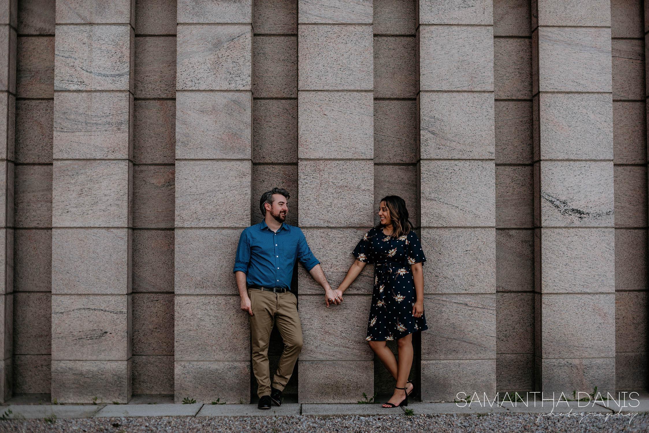 surprise proposal ottawa major's hill park downtown ottawa wedding photographer