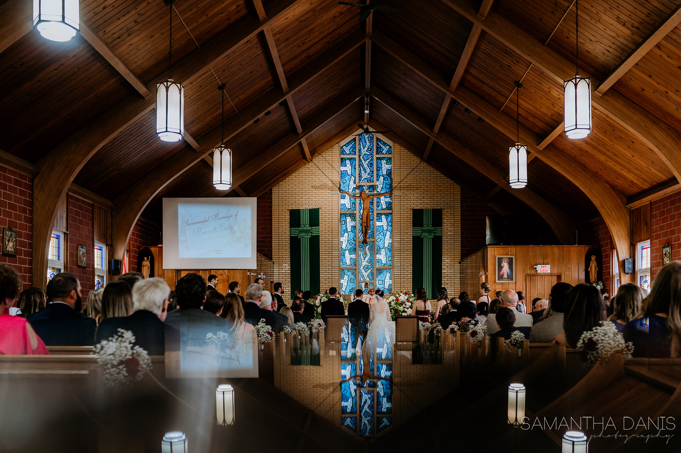saint bernard parish ottawa wedding photographer samantha danis photography italian wedding