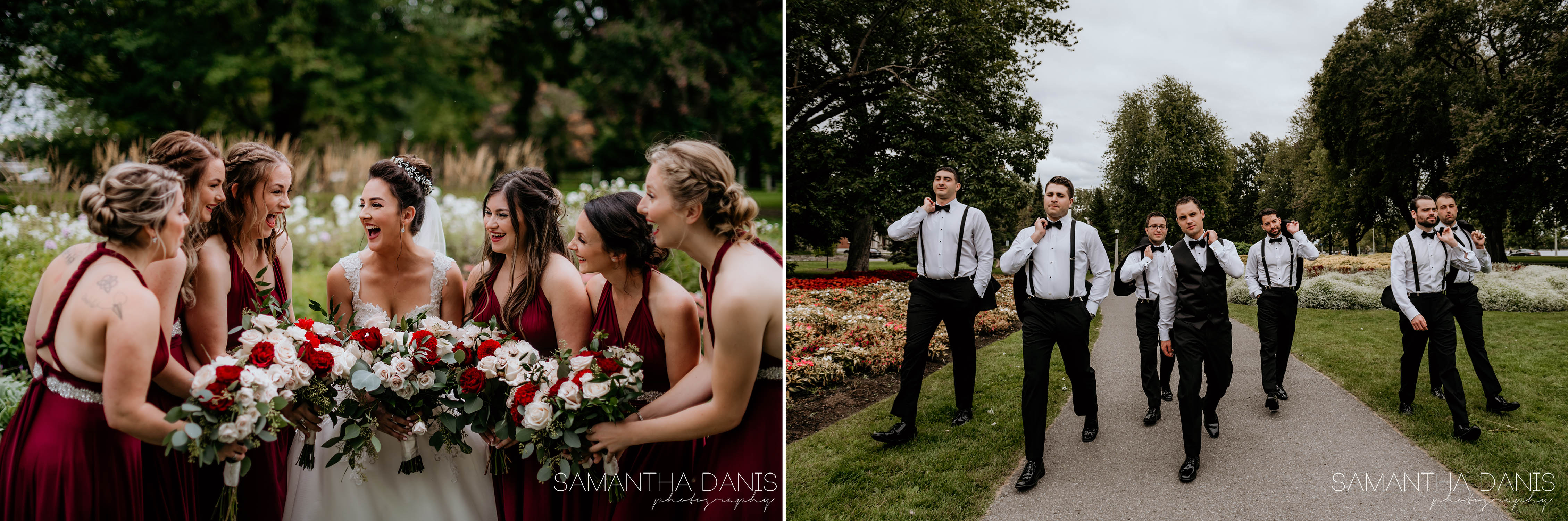 ottawa wedding photographer Dow's lake samantha danis photography disney wedding