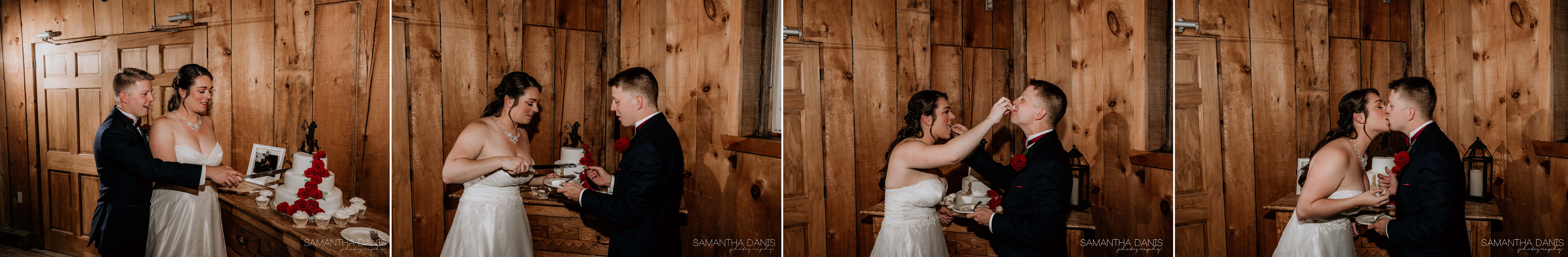 the lodge strathmere fall wedding ottawa Samantha Danis Photography