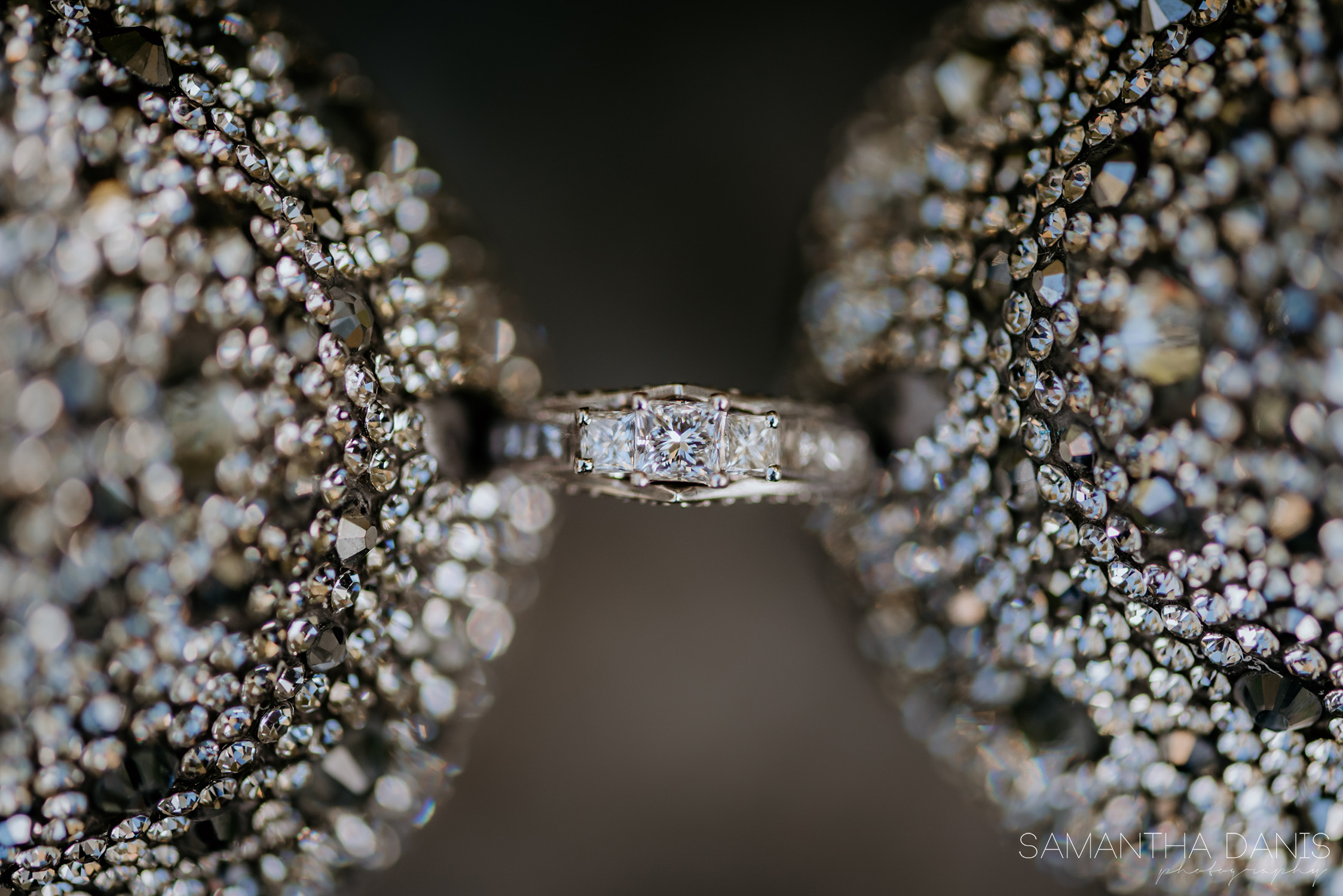 all that glitters bridal betsy johnson Ottawa wedding