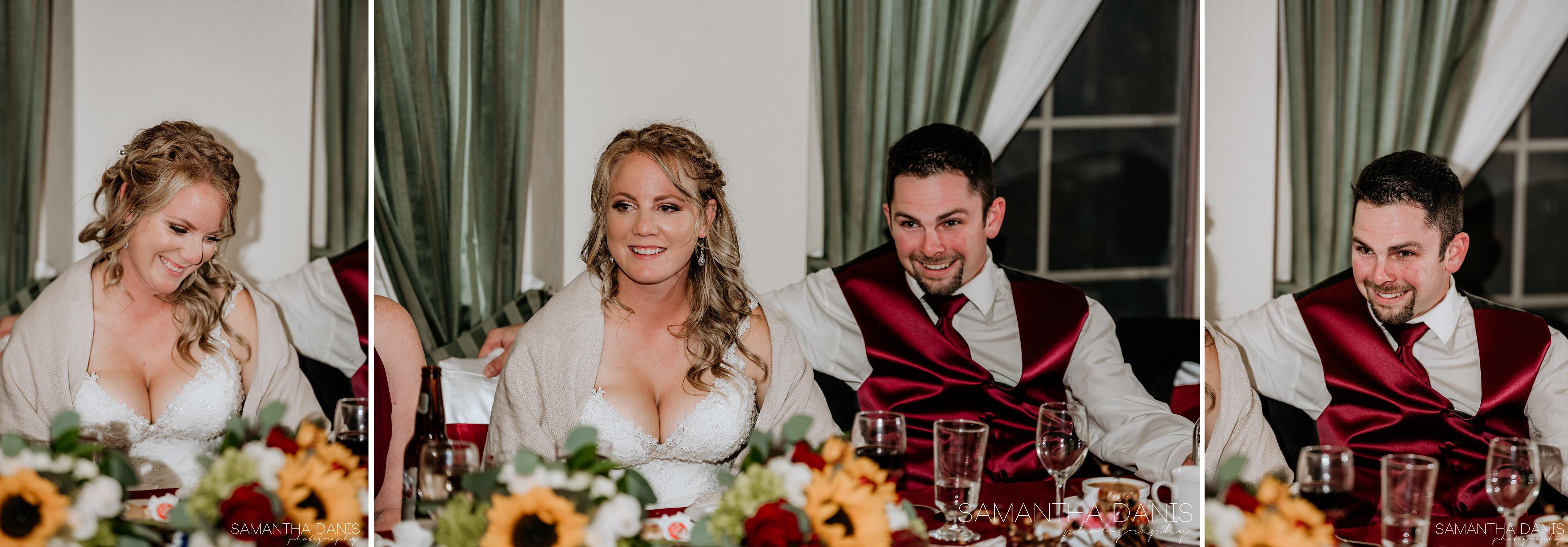 details loch march golf club ottawa wedding